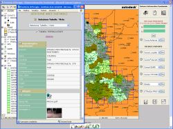 Gestione GPS e dati geodetici - Applicazione di gestione dei Punti GPS presenti sul territorio + gestione dati geodetici, viabilita', aree di dissesto idrogeologico.