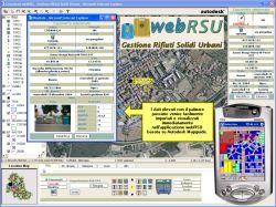 webRSU - Applicazione di gestione R.S.U.(Rifiuti Solidi Urbani)