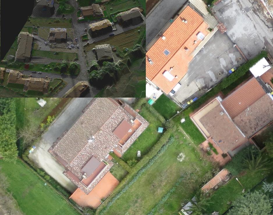 Ortofoto Drone