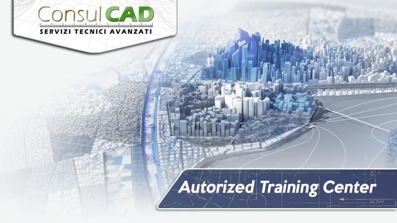 Centro di formazione autorizzato Autodesk - Consulcad - San Sisto, Perugia, Umbria
