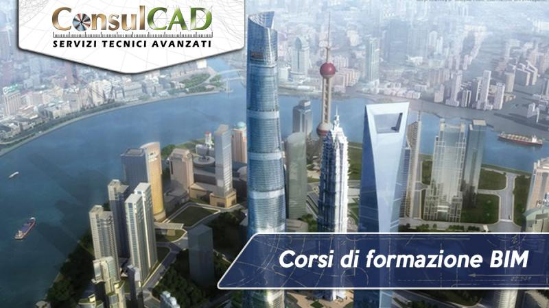 Corsi BIM a Perugia - Umbria - Consulcad