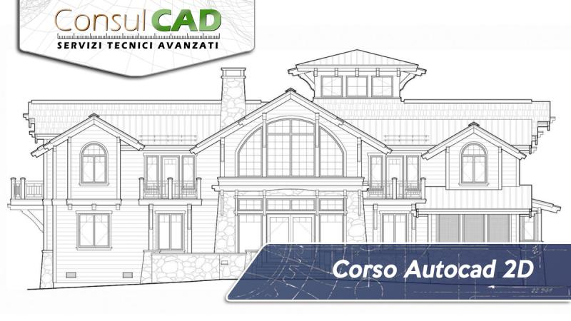 Corso AutoCad 2D - Consulcad - Peugia, Umbria