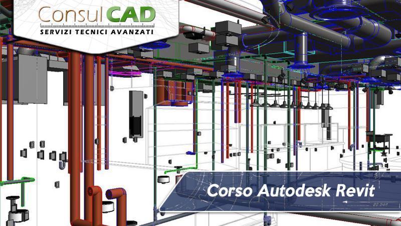 Corso Autodesk Revit Consulcad