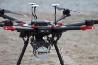 Drone con Lidar