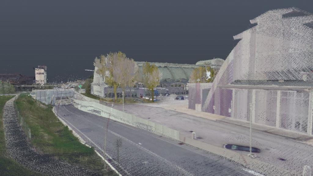 Servizi aerofotogrammetrici con drone - Consulcad Perugia