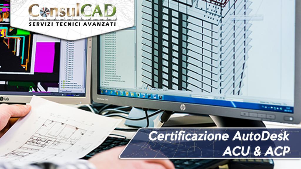 Corsi AutoDesk ed AutoCAD a Perugia - Umbria