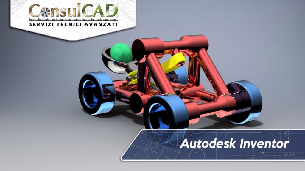 Corsi di Formazione Autodesk Inventor a Perugia - Umbria - Consulcad