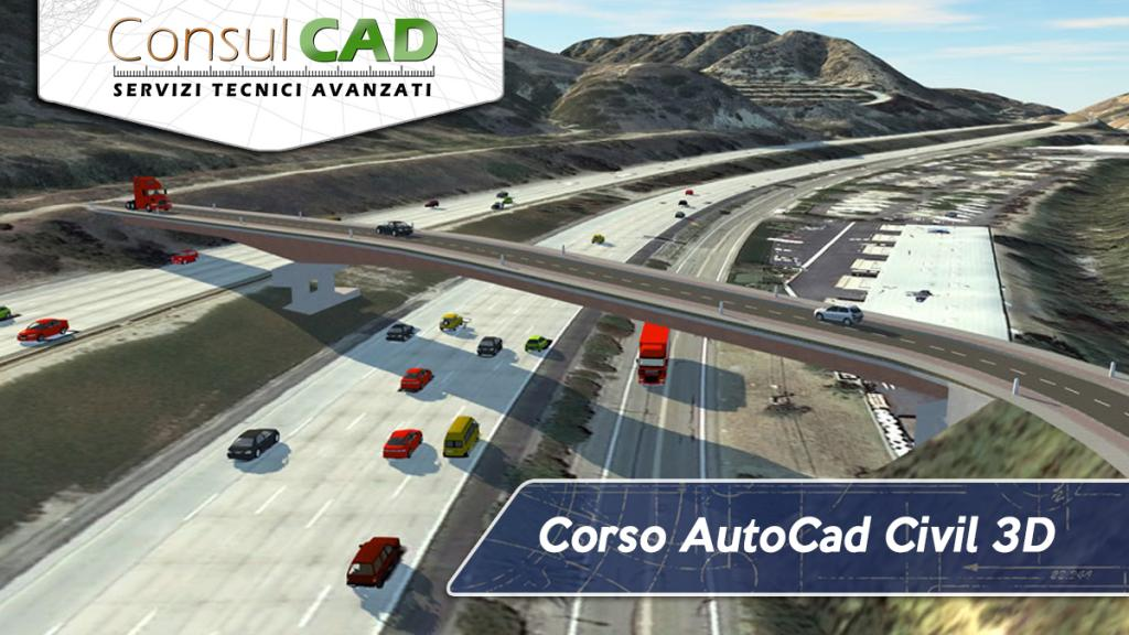 Corso AutoCad Civil 3D