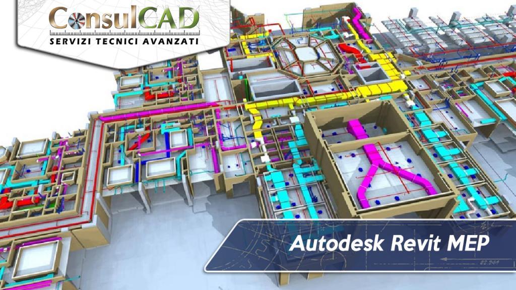 Corsi di Formazione Autodesk Revit Mep a Perugia - Umbria - Consulcad