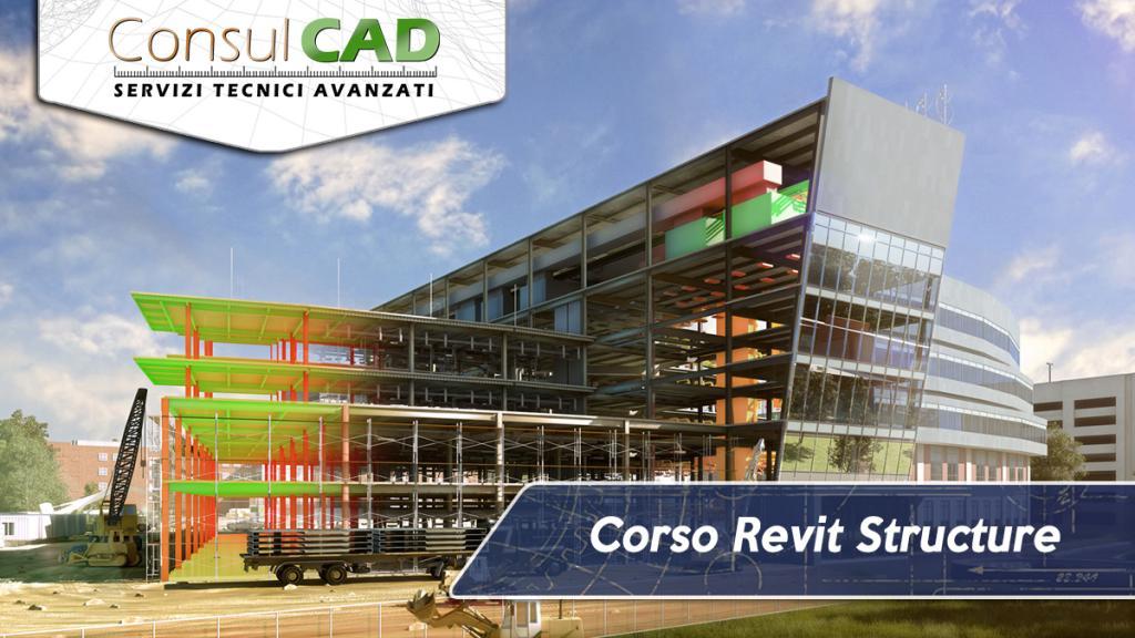 Corso Revit Structure - Consulcad - Peugia, Umbria