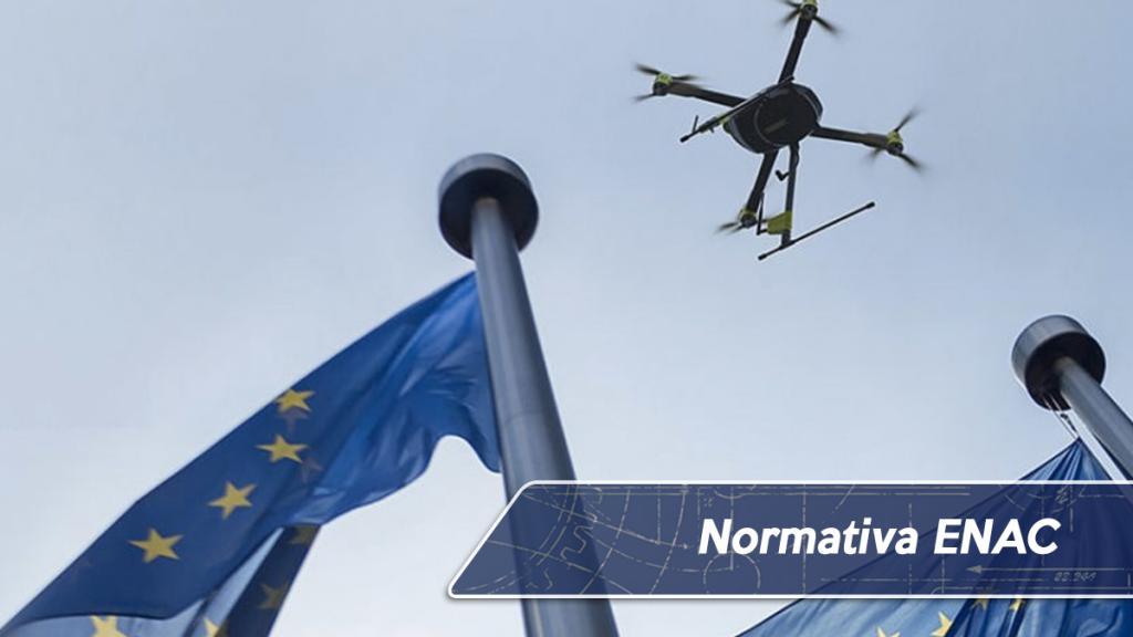 Normativa ENAC per Sistemi Aeromobili a Pilotaggio Remoto (Droni)
