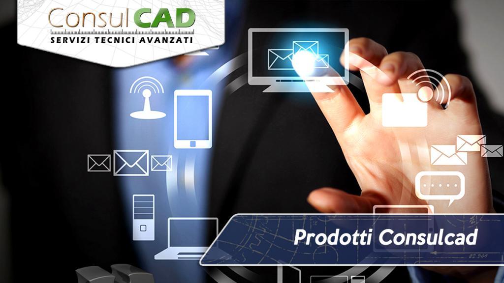 Sviluppo applicazioni e software per CAD  e GIS
