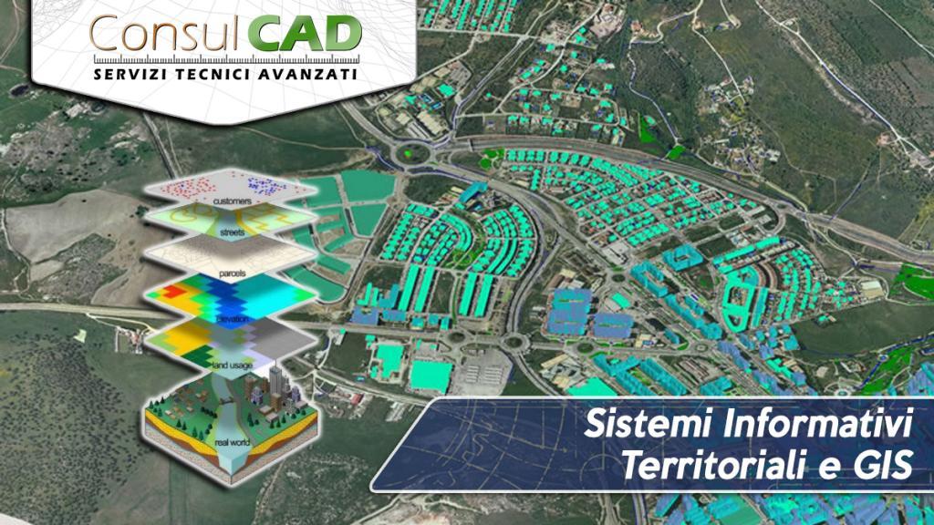 Sistemi Informativi Territoriali e GIS